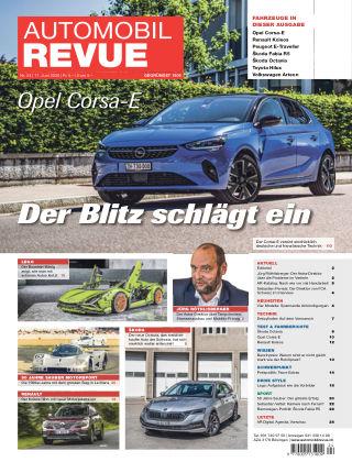 AUTOMOBIL REVUE Nr 24/2020