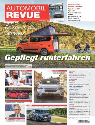 AUTOMOBIL REVUE Nr 27/2020