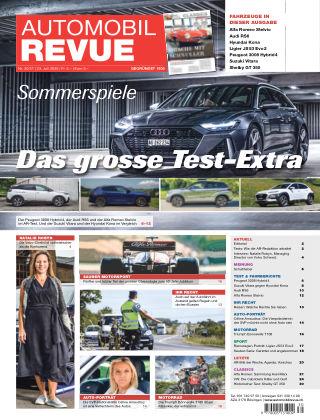 AUTOMOBIL REVUE Nr 30-31/2020