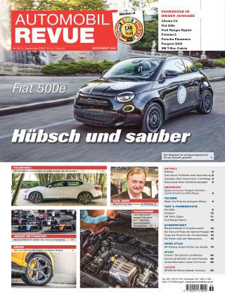 AUTOMOBIL REVUE Nr 36/2020