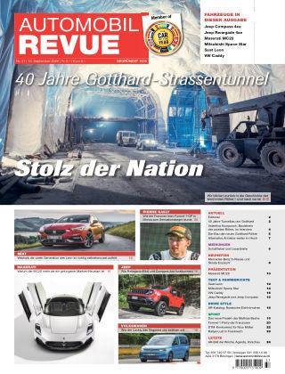 AUTOMOBIL REVUE Nr. 37/2020