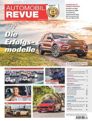 AUTOMOBIL REVUE Nr. 39/2020
