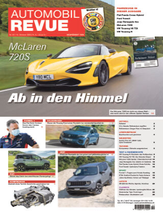 AUTOMOBIL REVUE Nr. 42/2020