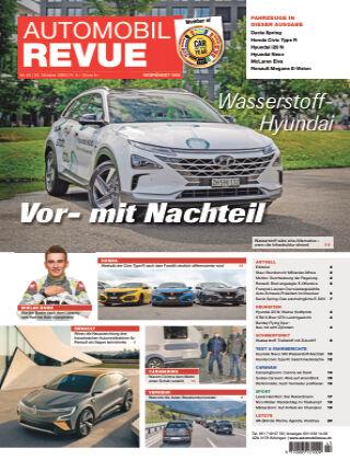 AUTOMOBIL REVUE Nr. 43/2020