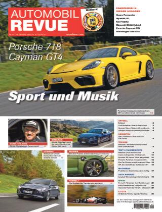 AUTOMOBIL REVUE Nr. 44/2020