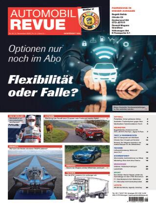 AUTOMOBIL REVUE Nr. 45/2020