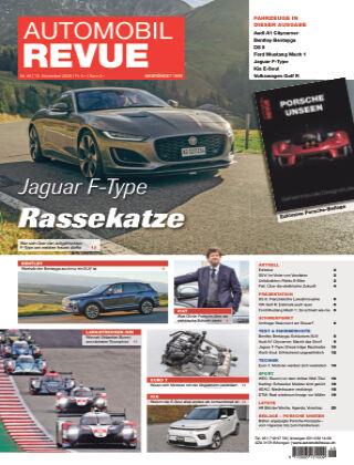 AUTOMOBIL REVUE Nr. 46/2020