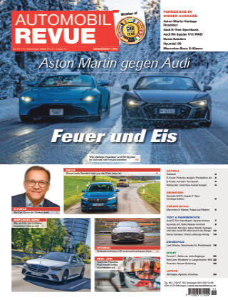 AUTOMOBIL REVUE Nr. 51/2020