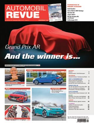 AUTOMOBIL REVUE Nr. 52-53/2020