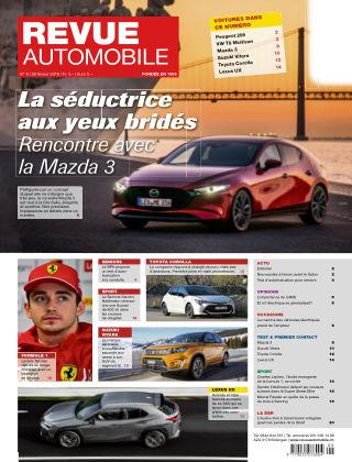 Revue Automobile No 9/2019
