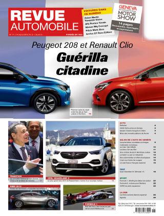 Revue Automobile No 11/2019
