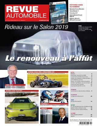 Revue Automobile No 12/2019