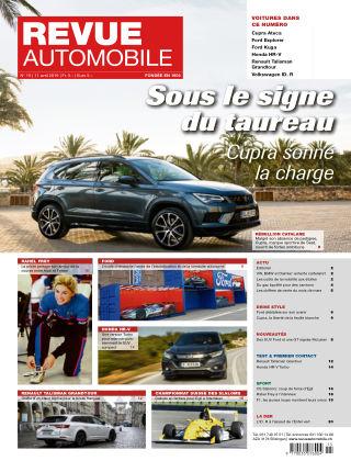 Revue Automobile No 15/2019