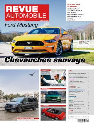 Revue Automobile No 16/2019