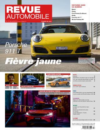 Revue Automobile No 17/2019
