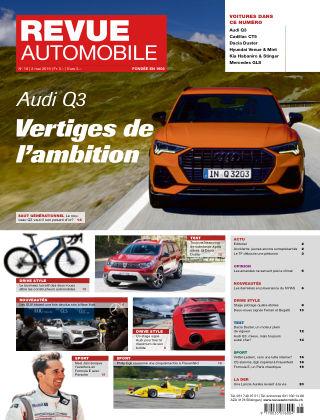 Revue Automobile No 18/2019