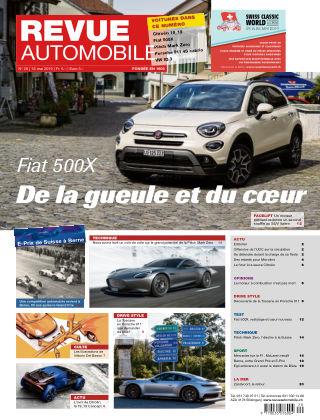 Revue Automobile No 20/2019