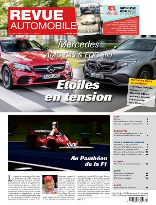 Revue Automobile No 21/2019