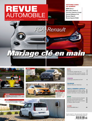 Revue Automobile No 22/2019
