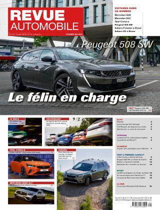 Revue Automobile No 24/2019