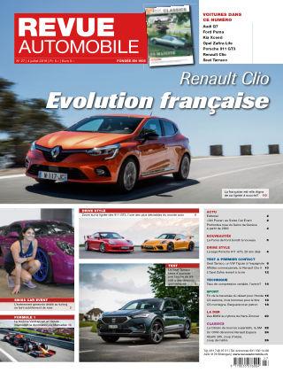 Revue Automobile No 27/2019