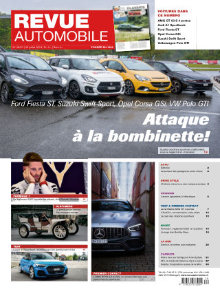 REVUE AUTOMOBILE No 30/31/2019