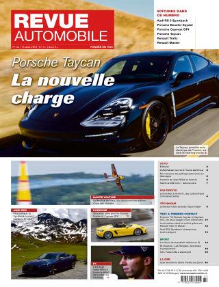 Revue Automobile No 33/2019