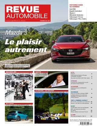 Revue Automobile No 34/2019
