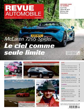 Revue Automobile No 35/2019