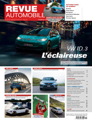 Revue Automobile No 37/2019