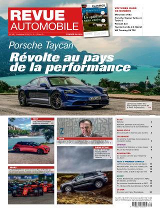 Revue Automobile No 40/2019