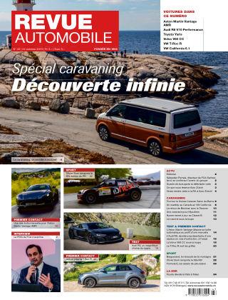 Revue Automobile No 43/2019