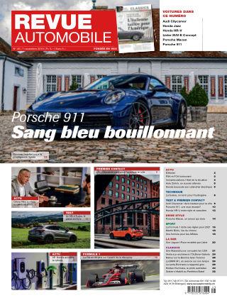 Revue Automobile No 45/2019