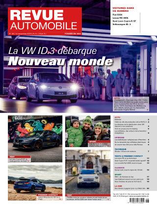 Revue Automobile No 46/2019