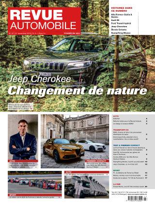 Revue Automobile No 47/2019