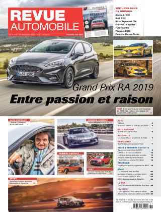 Revue Automobile No 51/52/2019