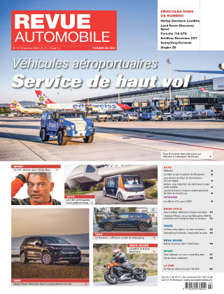 Revue Automobile No 03/2020