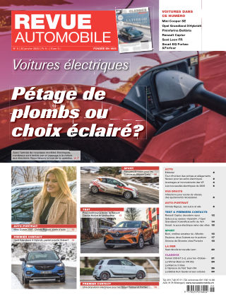 Revue Automobile No 05/2020