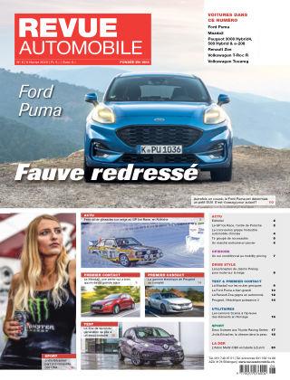 Revue Automobile No 06/2020