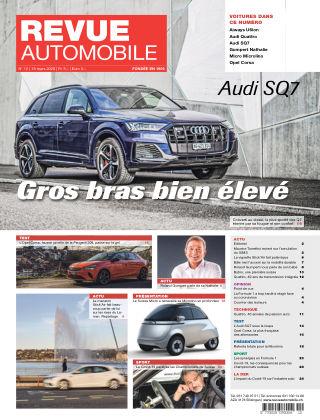 Revue Automobile No 12/2020