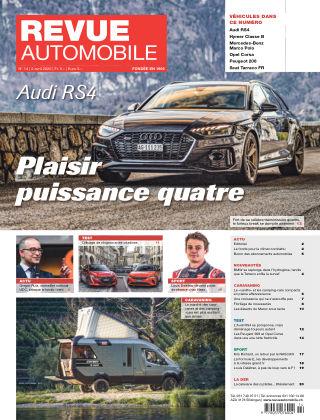 Revue Automobile No 14/2020
