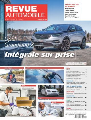 Revue Automobile No 16/2020