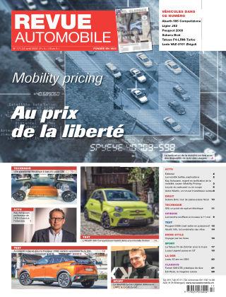 Revue Automobile No 17/2020