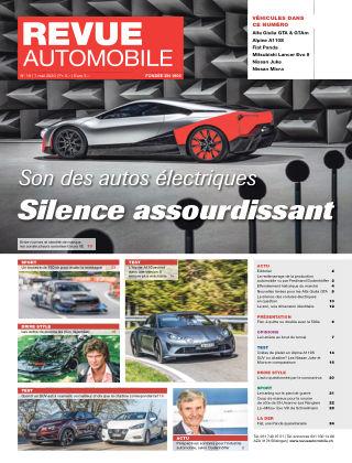 Revue Automobile No 19/2020