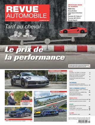 Revue Automobile No 20/2020