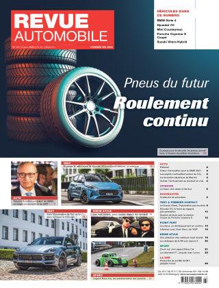 Revue Automobile No 23/2020