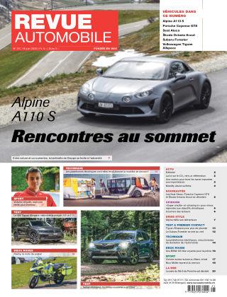 Revue Automobile No 25/2020