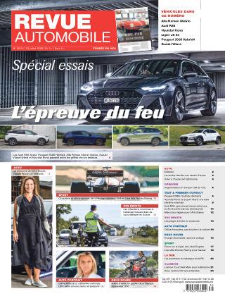 Revue Automobile No 30-31/2020