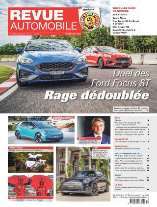 Revue Automobile No 32/2020