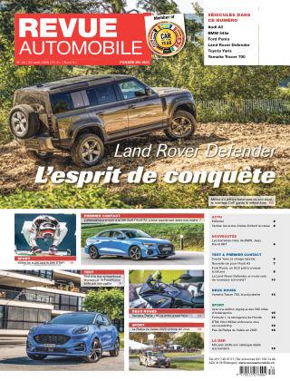 REVUE AUTOMOBILE No 34/2020